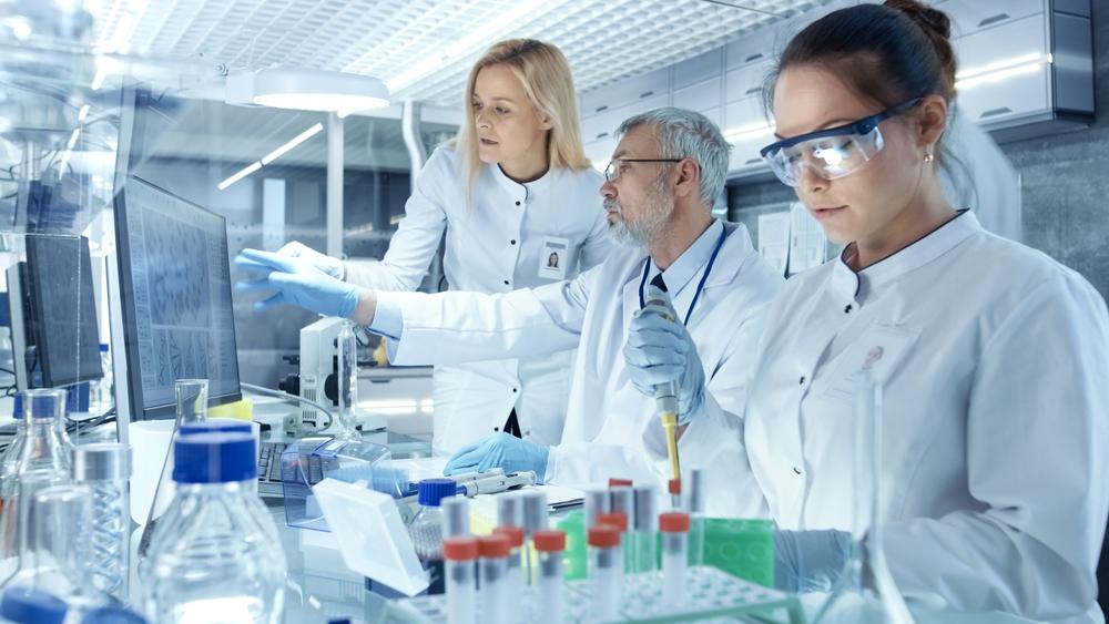 Materiais essenciais para um laboratório de química
