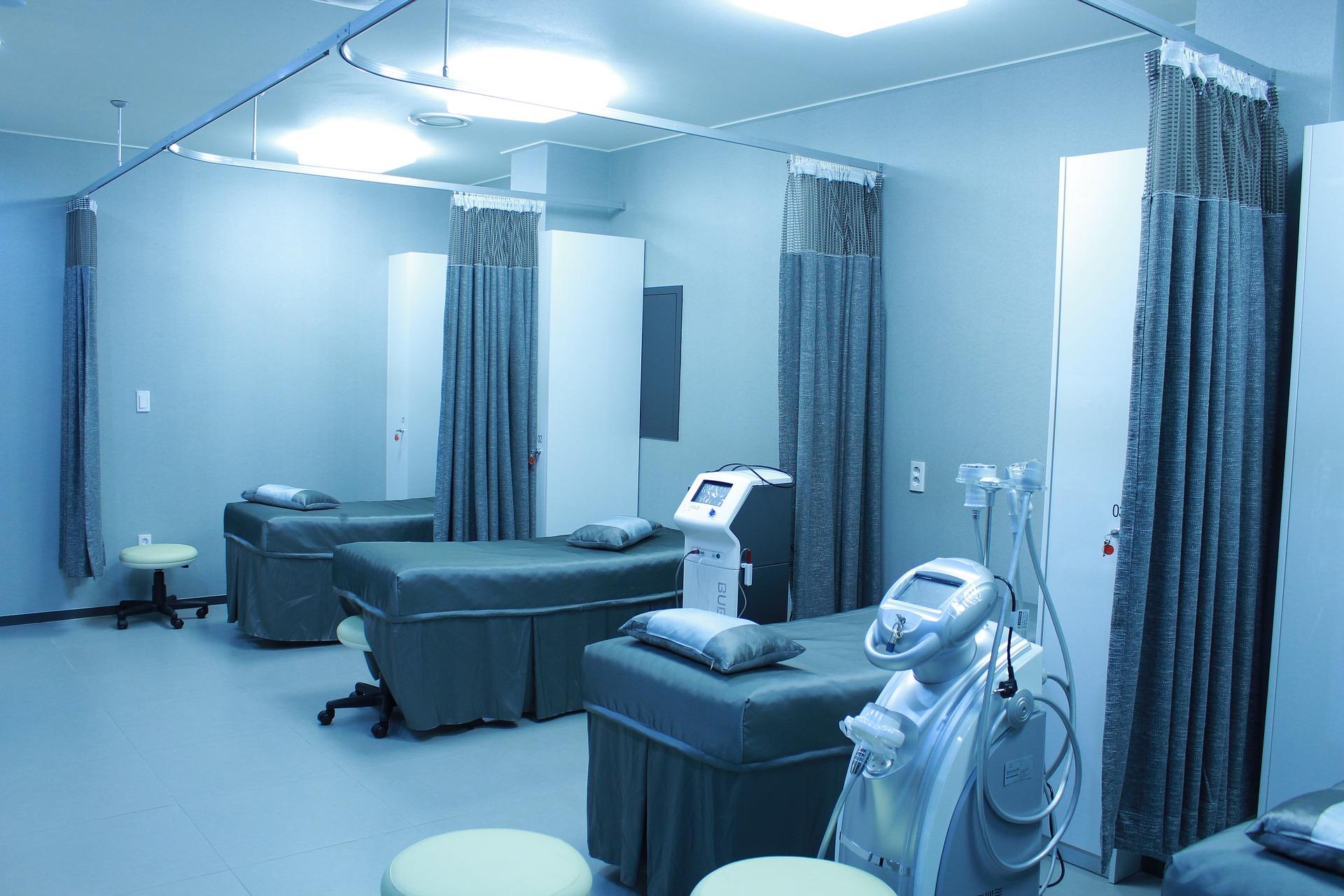 Equipamentos melhores para atender a demanda de um hospital