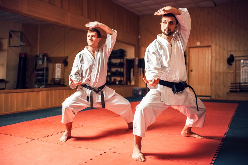 5 principais benefícios das artes marciais