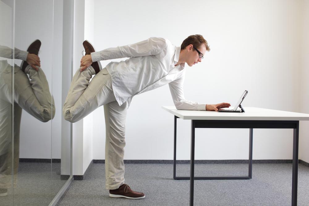 Empresas também se preocupam com saúde dos funcionários