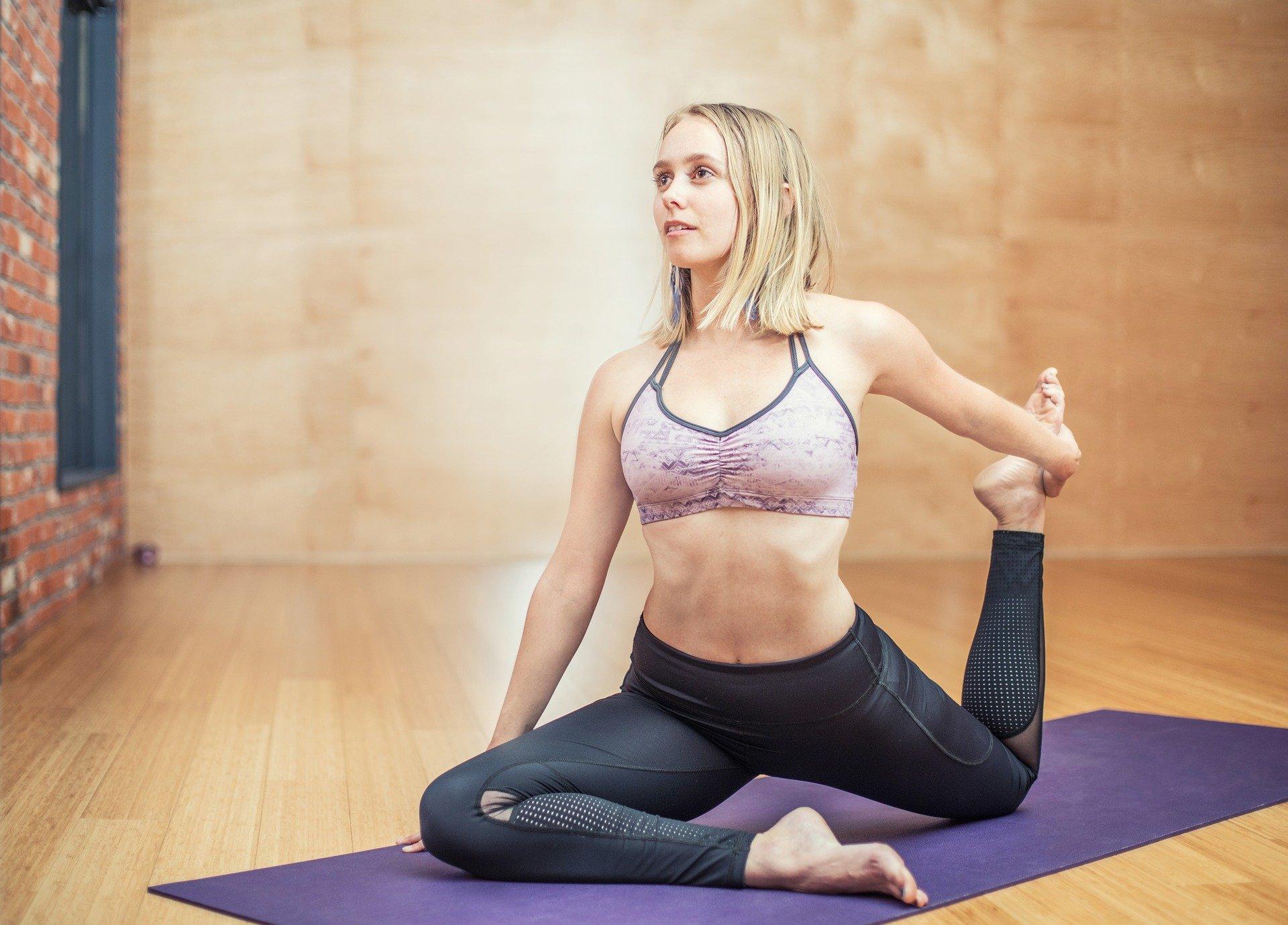 Acompanhamento médico recobra postura do corpo